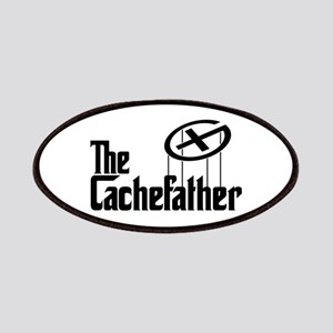 Geocaching THE CACHEFATHER bl Patches