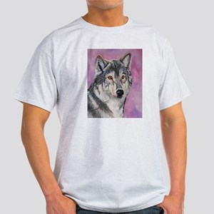 Purple Wolf Light T-Shirt