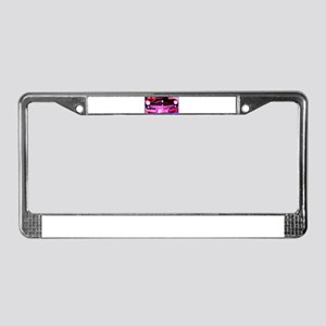 Mercury, Antique, Auto License Plate Frame