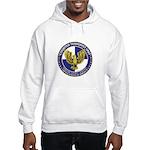 Terrorism CTU Seal Hooded Sweatshirt