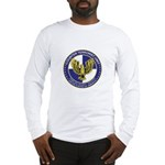 Terrorism CTU Seal Long Sleeve T-Shirt
