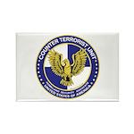 Terrorism CTU Seal Rectangle Magnet (100 pack)