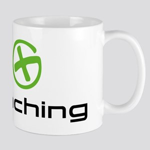 Geocaching Logo green Mug
