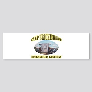 Camp Breckinridge Sticker (Bumper)