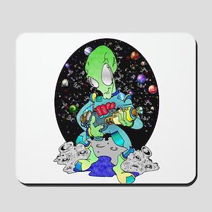 Alien Prober 2000 Mousepad
