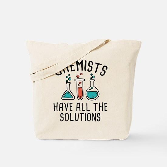 Chemists Tote Bag