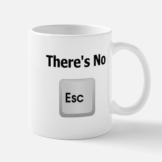 There's No Escape Mug