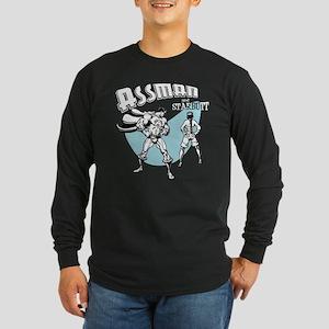 Assman II Long Sleeve Dark T-Shirt
