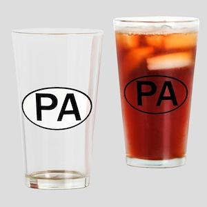 PA OVAL & MORE! Pint Glass