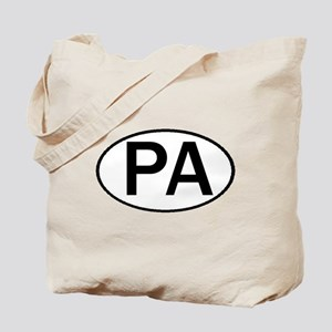 PA OVAL & MORE! Tote Bag