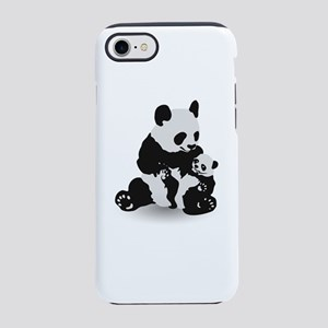 Panda & Baby Panda iPhone 7 Tough Case
