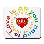 LGBT Marriage Mousepad