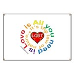 LGBT Marriage Banner