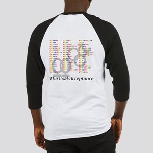 Gay Marriage Acceptance Baseball Jersey