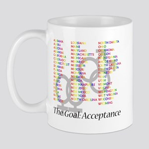 Gay Marriage Acceptance Mug