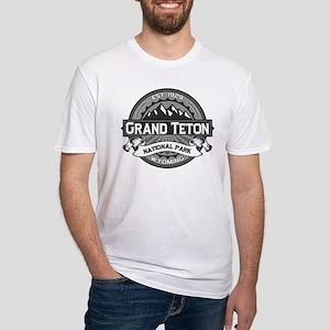 Grand Teton Ansel Adams Fitted T-Shirt