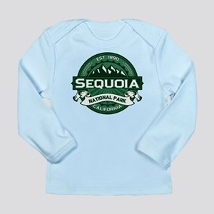 Sequoia Forest Long Sleeve Infant T-Shirt