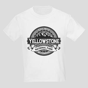 Yellowstone Ansel Adams Kids Light T-Shirt