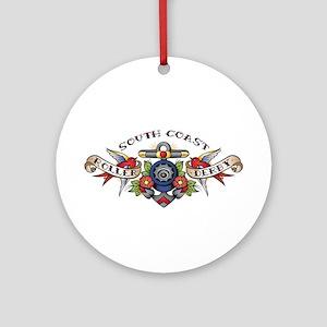 SCRD Women's Logo Ornament (Round)