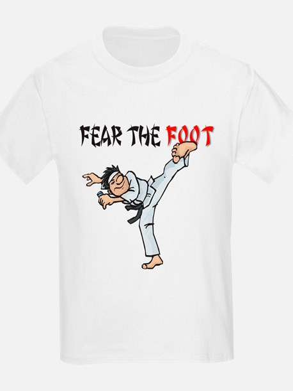 Fear the Foot (Man) T-Shirt