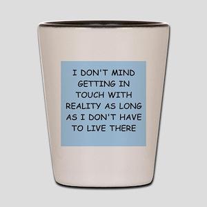 psychology Shot Glass