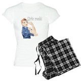 Girl power T-Shirt / Pajams Pants