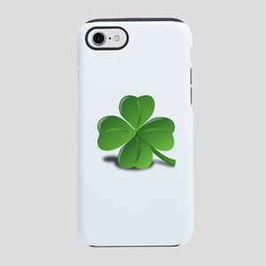 Shamrock iPhone 7 Tough Case