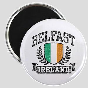 Belfast Ireland Magnet