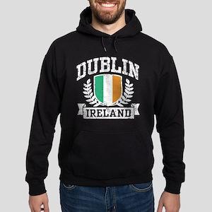 Dublin Ireland Hoodie (dark)