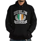 Ireland Dark Hoodies