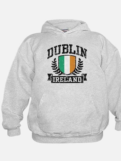 Dublin Ireland Hoody