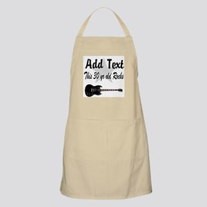 PERSONALIZED 30 YR OLD Apron