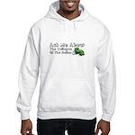 Ask Me Dollar Collapse 1 Hooded Sweatshirt