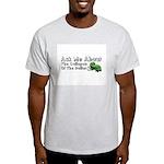 Ask Me Dollar Collapse 1 Light T-Shirt