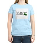 Ask Me Dollar Collapse 1 Women's Light T-Shirt