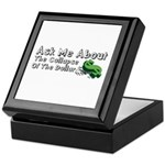 Ask Me Dollar Collapse 1 Keepsake Box