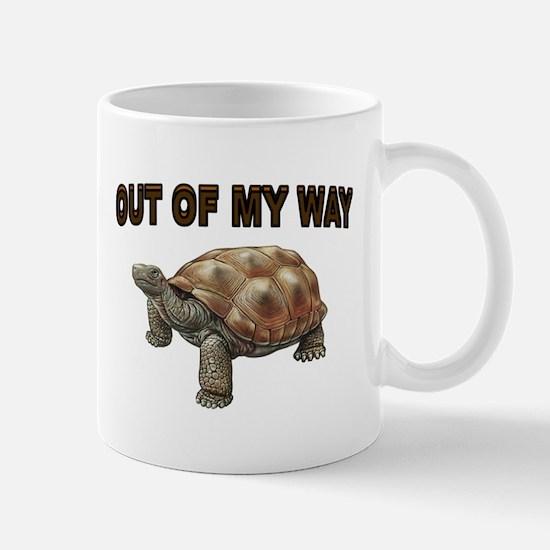 SLOW BUT SURE Mug