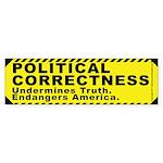 Political Correctness 2 (Bumper Sticker 50 pk)