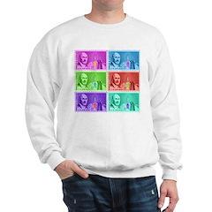 Goddard Pop Art Sweatshirt