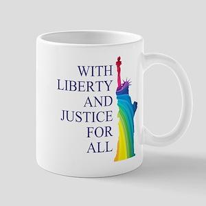 RAINBOW LIBERTY Mug