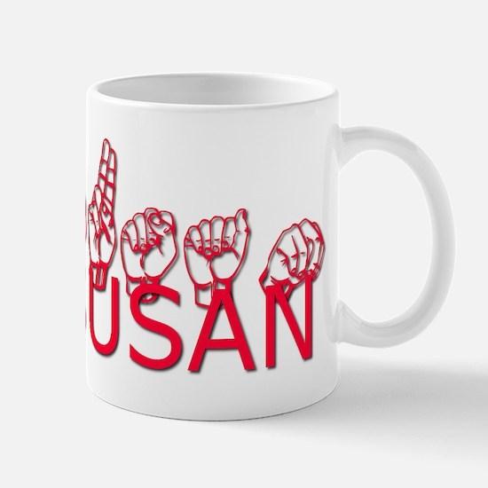 Susan Mug