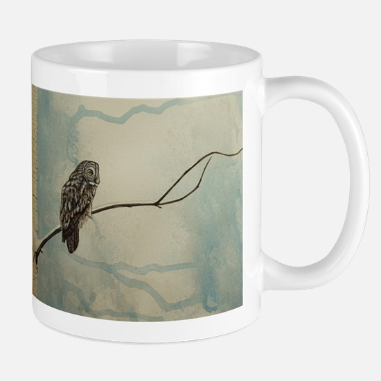 Great Gray Owl Mug