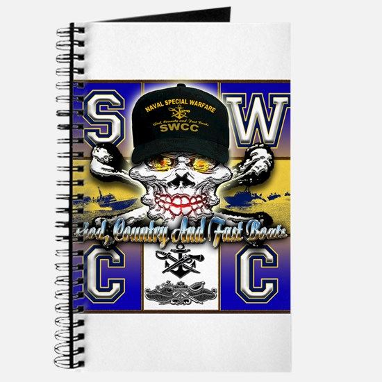 USN SWCC Skull & Bones Journal