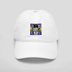 USN SWCC Skull & Bones Cap