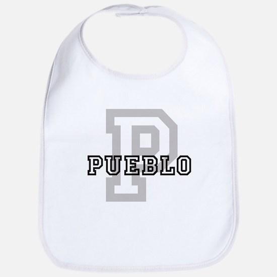 Letter P: Pueblo Bib