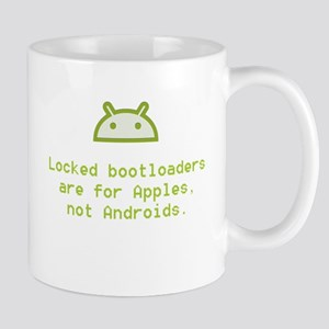 Android Unlocked Mug