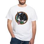 Fawn's White T-Shirt