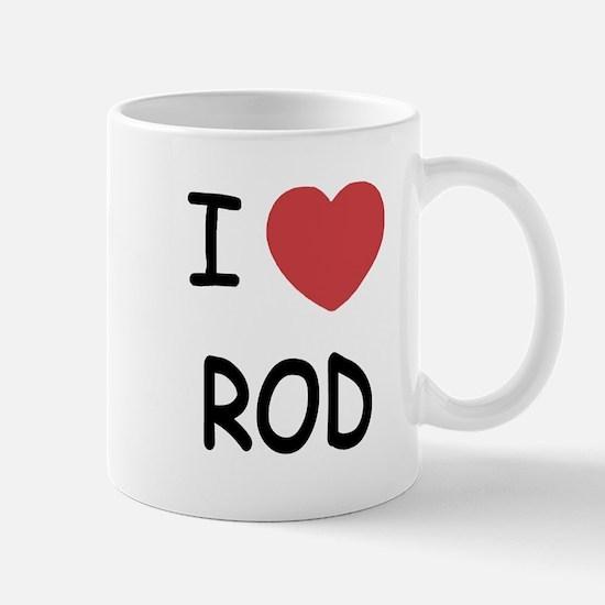 I heart rod Mug