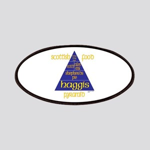 Scottish Food Pyramid Patches