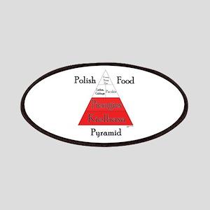 Polish Food Pyramid Patches